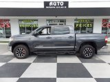 2017 Magnetic Gray Metallic Toyota Tundra Limited CrewMax 4x4 #122189468