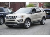 2017 White Platinum Ford Explorer XLT 4WD #122189374