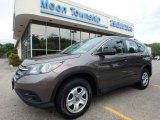 2014 Urban Titanium Metallic Honda CR-V LX AWD #122189429
