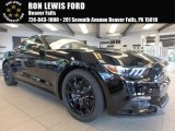 2017 Shadow Black Ford Mustang GT Coupe #122212235