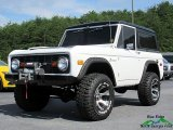 Ford Bronco 1972 Data, Info and Specs