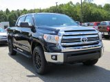 2017 Midnight Black Metallic Toyota Tundra SR5 CrewMax #122266777