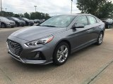Machine Gray Hyundai Sonata in 2018