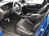 2018 Hyundai Sonata Sport Black Interior