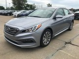 2017 Shale Gray Metallic Hyundai Sonata Sport #122266948