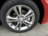 Hyundai Sonata Wheels and Tires