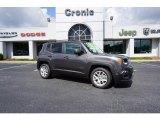 2017 Granite Crystal Metallic Jeep Renegade Latitude #122266844