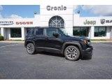 2017 Black Jeep Renegade Latitude #122266843