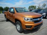 2017 Chevrolet Colorado WT Extended Cab Data, Info and Specs