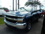 2018 Deep Ocean Blue Metallic Chevrolet Silverado 1500 LS Regular Cab #122290672