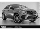 2017 Mercedes-Benz GLE 43 AMG 4Matic Coupe