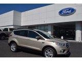 2017 White Gold Ford Escape SE #122290560