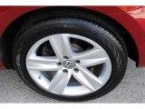 Volkswagen CC 2016 Wheels and Tires