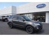 2017 Magnetic Ford Explorer XLT #122290558