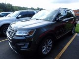 2017 Magnetic Ford Explorer Limited 4WD #122290552