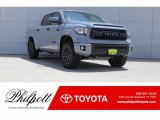 2017 Cement Toyota Tundra TRD PRO CrewMax 4x4 #122290582