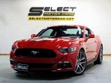 2017 Race Red Ford Mustang GT Premium Coupe #122290443
