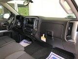 2017 Chevrolet Silverado 1500 LT Regular Cab 4x4 Dashboard