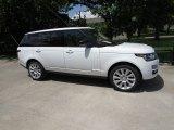 2017 Fuji White Land Rover Range Rover Supercharged LWB #122312660