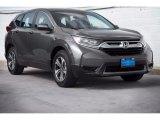 2017 Modern Steel Metallic Honda CR-V LX #122322490