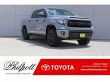 2017 Cement Toyota Tundra TRD PRO CrewMax 4x4 #122322554