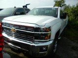2017 Chevrolet Silverado 2500HD LT Double Cab Data, Info and Specs