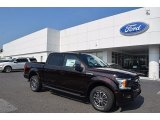 2018 Magma Red Ford F150 XLT SuperCrew 4x4 #122330119
