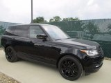 2017 Narvik Black Land Rover Range Rover Supercharged #122346496