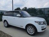 2017 Fuji White Land Rover Range Rover HSE #122346493