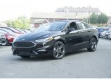2017 Shadow Black Ford Fusion Sport AWD #122346264
