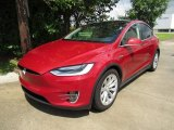 2016 Tesla Model X 75D Data, Info and Specs