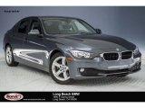 2014 Mineral Grey Metallic BMW 3 Series 328d Sedan #122346365