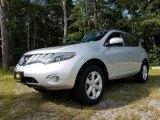 2010 Brilliant Silver Metallic Nissan Murano SL AWD #122369749