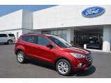 2017 Ruby Red Ford Escape SE #122369559