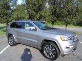 2018 Jeep Grand Cherokee Billet Silver Metallic