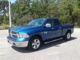 2017 Blue Streak Pearl Ram 1500 Big Horn Quad Cab 4x4 #122369727