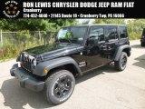 2017 Black Jeep Wrangler Unlimited Sport 4x4 #122390745