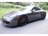 2016 Agate Grey Metallic Porsche 911 Carrera GTS Coupe #122390726