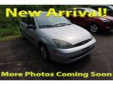 2003 Sangria Red Metallic Ford Focus ZX5 Hatchback #122390994