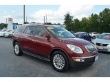2011 Red Jewel Tintcoat Buick Enclave CXL AWD #122390851