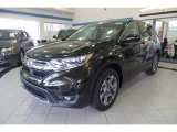 2017 Dark Olive Metallic Honda CR-V EX-L AWD #122391063