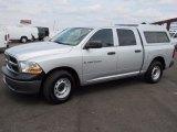 2011 Bright Silver Metallic Dodge Ram 1500 ST Crew Cab #122426517