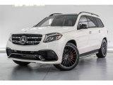 Mercedes-Benz GLS Data, Info and Specs