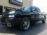 2003 Black Chevrolet Silverado 1500 SS Extended Cab AWD #122426633