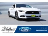 2017 Oxford White Ford Mustang GT Premium Coupe #122426471