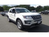 2017 White Platinum Ford Explorer XLT 4WD #122457186