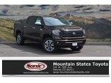 2018 Smoked Mesquite Toyota Tundra Platinum CrewMax 4x4 #122457054