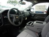 2018 Chevrolet Silverado 1500 LS Regular Cab Dark Ash/Jet Black Interior