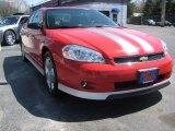 2006 Victory Red Chevrolet Monte Carlo SS #12244464