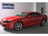2010 Victory Red Chevrolet Camaro LT/RS Coupe #12244540
